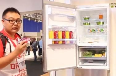 <b>【科技】</b> 零度保鲜 博世冰箱