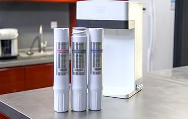 净水器的核心——多功能滤芯