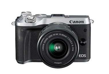 佳能EOS M6(15-45mm)套机<em>抢购:<i>4549</i>元</em>