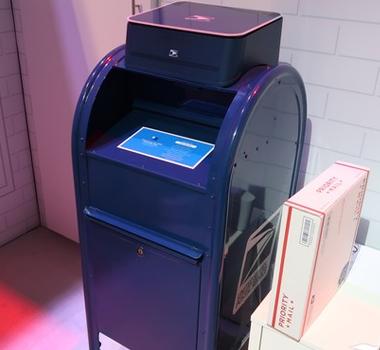 <b>另类</b>美国邮政在线智能邮箱系统