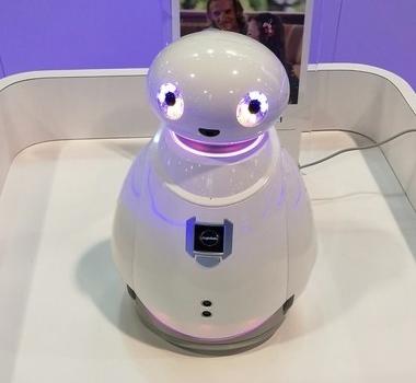 <b>新奇</b>能力风暴教育机器人