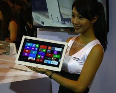 索尼Pro 13/11和Duo 13超极本重装发布