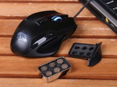 性能强悍 达尔优MMO鼠标DM60评测