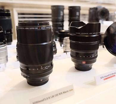 XF镜头群新品