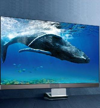 海信双色激光电视