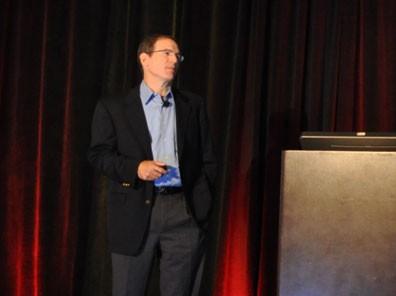 微软公司副总裁Scott Charney主题演讲