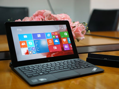 玩转触控多模 ThinkPad Helix新品评测
