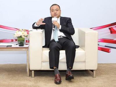 """我们的口号 """"一定要蒸汽""""!<b>—LG电子(中国)首席兼中国总经理  穆刚 —</b>"""