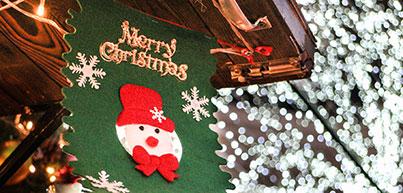 佳能EOS M10记录璀璨圣诞夜