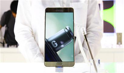 颜值第二高 三星Galaxy Note5真机图赏