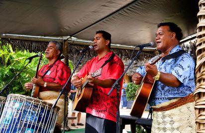 热情好客的夏威夷歌舞