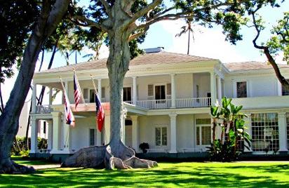 夏威夷州长官邸(华盛顿宫)