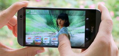 双摄像头玩法多多 HTC One M8情景图赏
