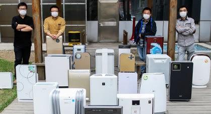 23款空气净化器年度横评