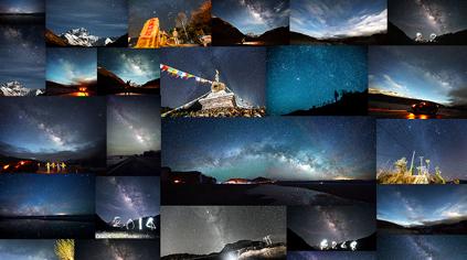 【蜂格摄影师第七期】不是星辰,便是大海,我和我的星空。
