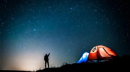 【蜂格摄影师第七期】仰望星空的人