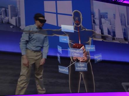 微软黑科技Hololens:第一批卖3000美元