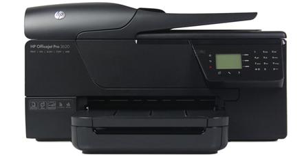 惠普3620喷墨一体机