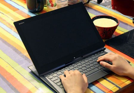 指尖精灵 索尼 Duo 13变形本体验笔记