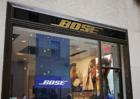Bose纽约第五大道店揭秘