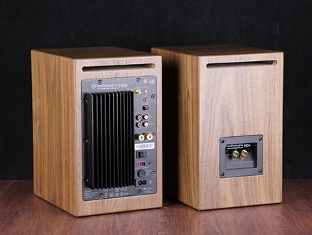 声擎新旗舰HD6书架音箱