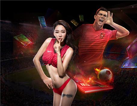 2014世界杯 Super model 金美辛