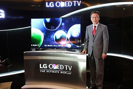 LG揭开OLED电视新篇章