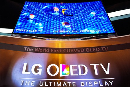 LG 2013新品发布会在北京丽思卡尔顿酒店盛大召