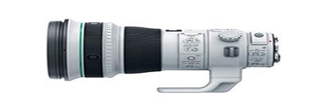 新一代DO镜头 佳能正式发布EF 400mm新镜