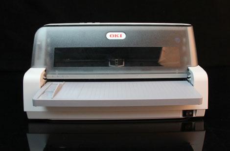 办公实用派 OKI ML210F针式打印机