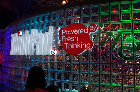 本该更闪耀ThinkPad Fresh Thinking Day
