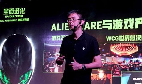 将游戏精神融入设计 全新Alienware登场