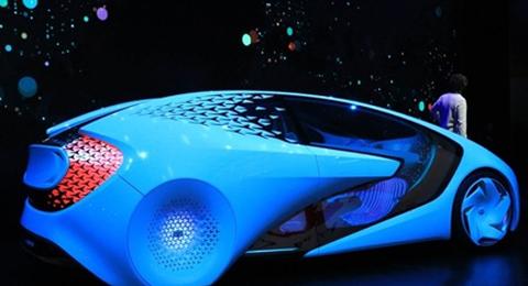 <b>聚焦</b>CES2017 盘点那些酷炫的概念汽车