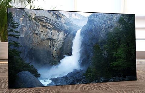 从简约到艺术!索尼年度旗舰OLED TV图赏