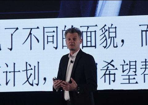微软TechEd2013正式开幕 贺乐赋致词
