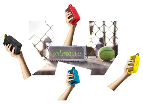 捷波朗(Jabra) SOLEMATE MINI 魔音盒 ¥599元