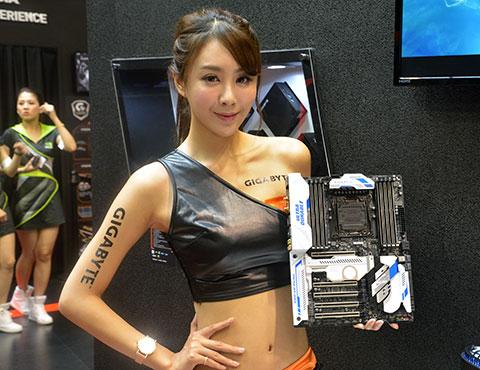 单品强悍整机炫 COMPUTEX技嘉全解析