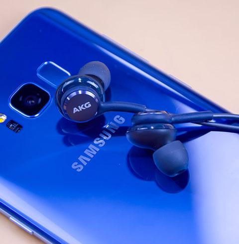 三星S8耳机AKG调音版图赏