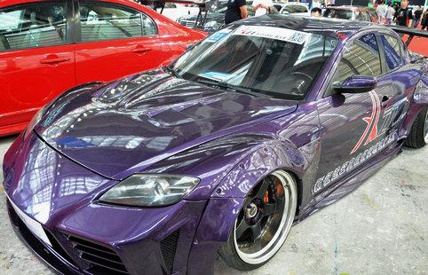《大劲撩车》:2017AAITF改装车鉴赏