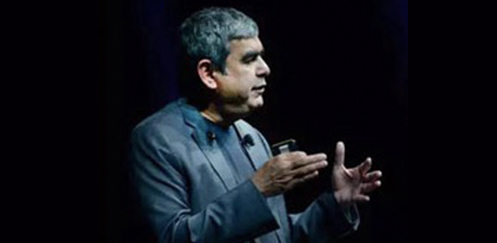 Vishal sikka:企业应该在重塑核心业务同时创造新业务