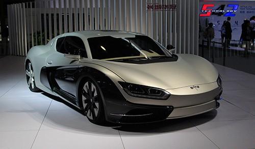 北京车展的那些炫酷概念车