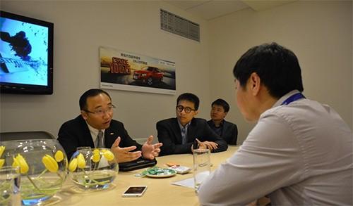 雪佛兰营销部长吴冰专访