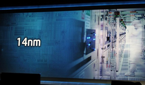 英特尔14nm处理器明年上市