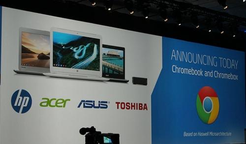 Chromebook升至Haswell