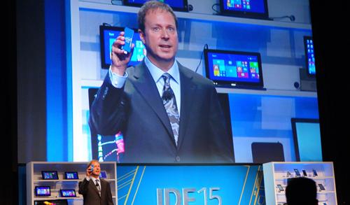 英特尔在IDF上展示智能物联网解决方案