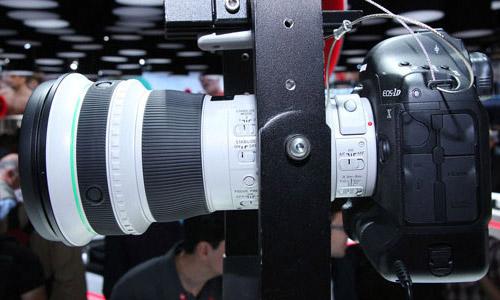 顶级绿圈新镜 佳能400mm DO IS II试用