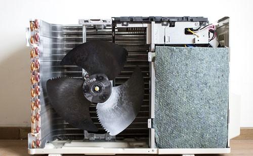 三菱重工 srkmc35hvb 空调拆解
