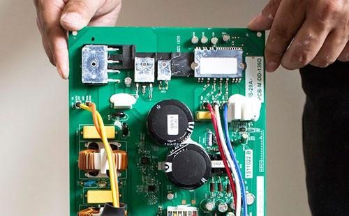 海信ef80s2空调主控电路板