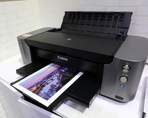 色彩更精准 佳能PRO-100打印机试用
