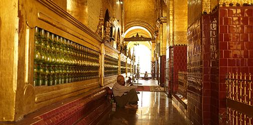 寻梦缅甸 索尼黑卡RX1RII缅甸轻装之旅